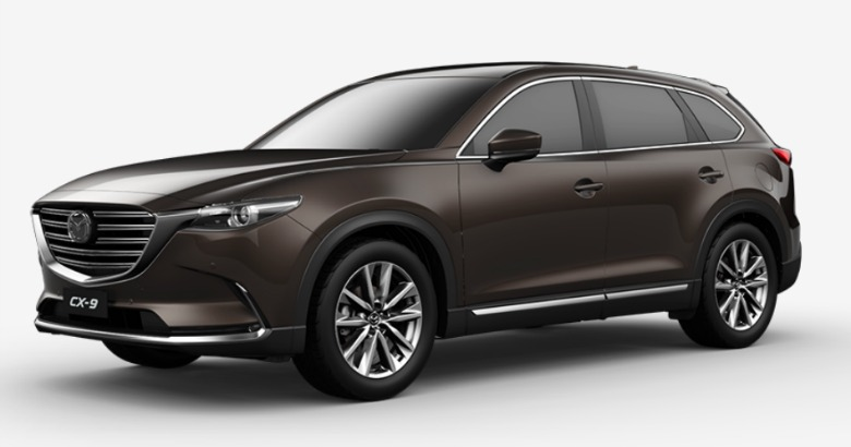 best price new mazda cx9