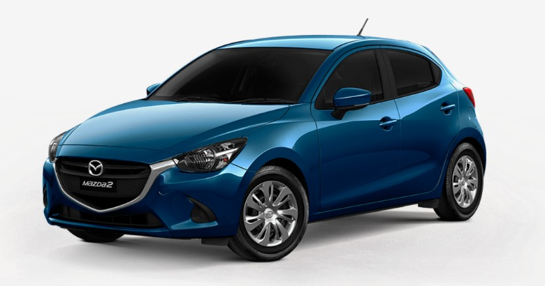 best price new mazda 2