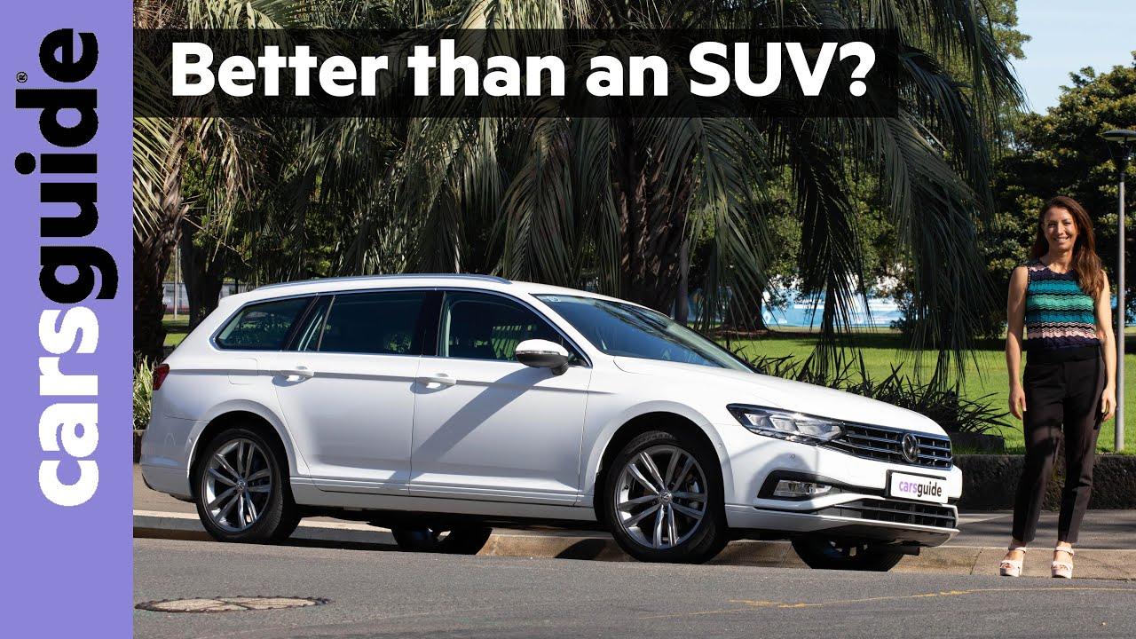 vw passat 2020 review: 140tsi business wagon • any new car